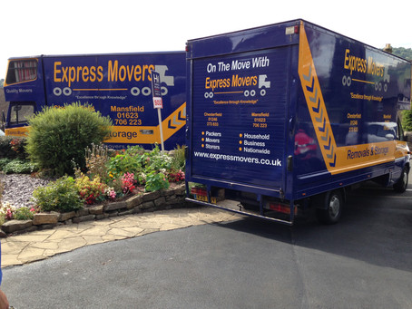 No Ordinary Removers....Experience The Difference