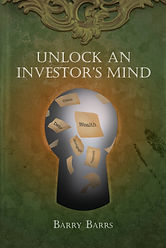 Unlock an Investor's Mind cover - front.
