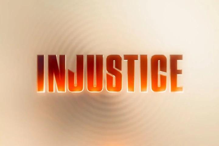 Injustice serie dc liga da justiça