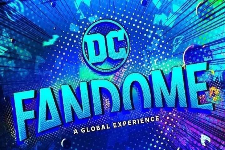 DC FanDome Evento Poster