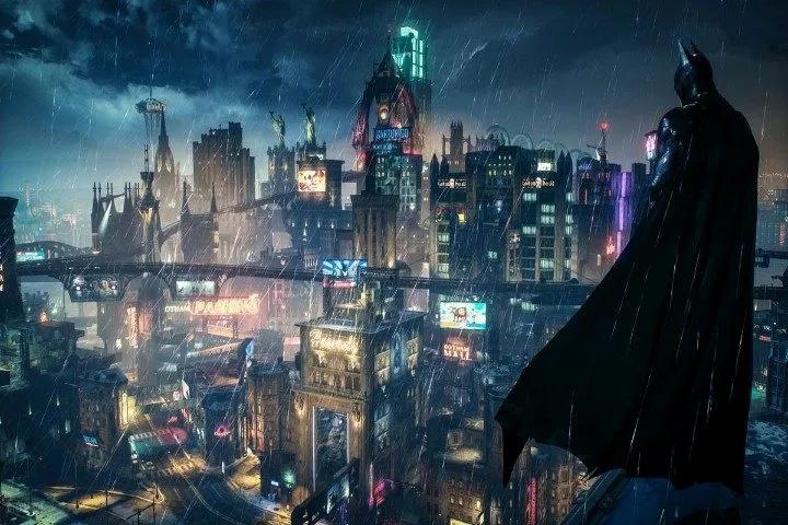 Batman Arkham Knight jogo
