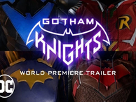 Gotham Knights Adiado?