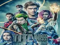 Próxima Temporada de Titãs - Estreia