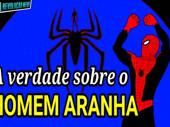 O segredo Do Homem Aranha