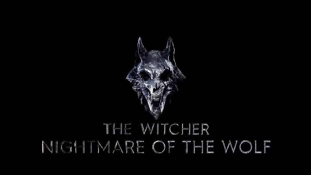 The Witcher Nightmare of the wolf anime