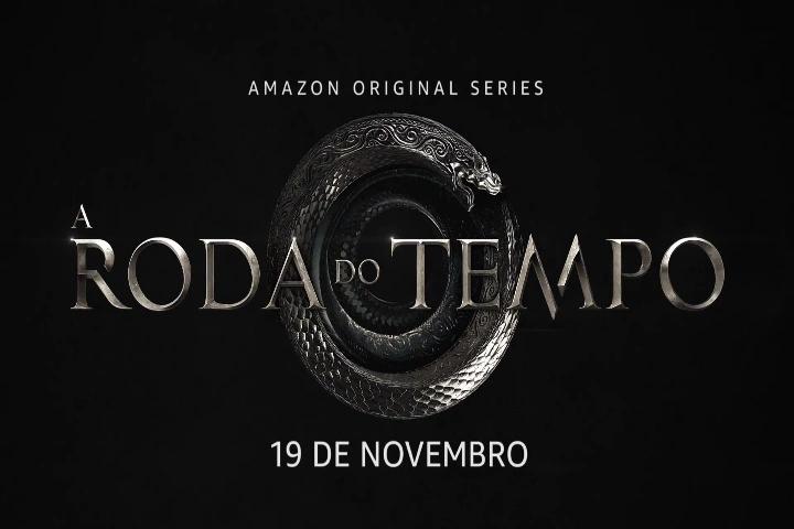 A Roda do Tempo serie poster trailer