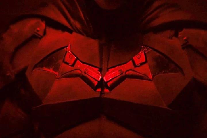 The Batman  novo uniforme morcego