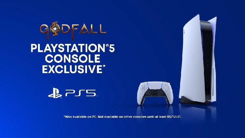 Godfall exclusivo para PlayStation
