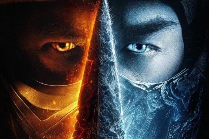 Scorpion e Sub zero de Mortal Kombat