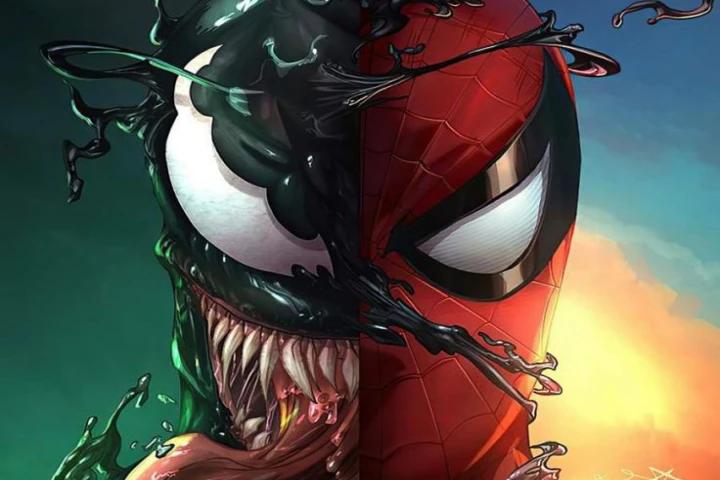 homem aranha e venom