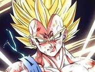 Porque o Vegeta não Supera o Goku? Vem Comigo Confirir