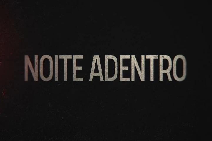 Noite Adentro Serie Netflix Poster