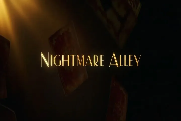 NightMare Alley filme novo del toro