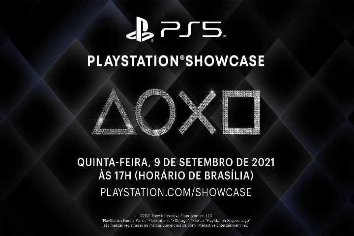 Playstation ShowCase evento da Sony