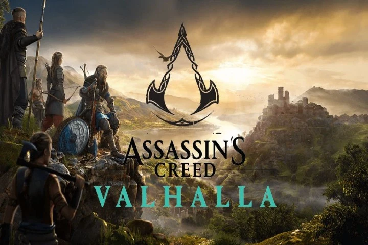 Assassins Creed Valhalla poster game