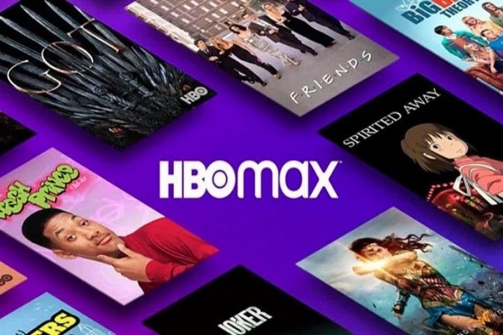 HBO Max serviço de streaming