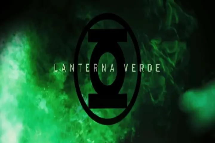 lanterna verde simbolo do anel