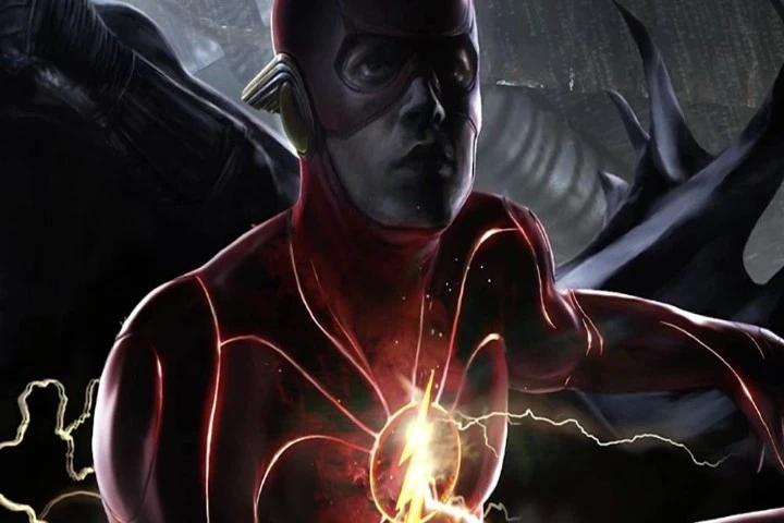 The Flash Poster Filme 2022