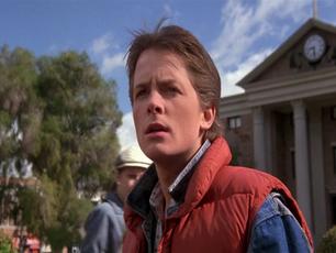Marty McFly é preso pela TVA do UCM!
