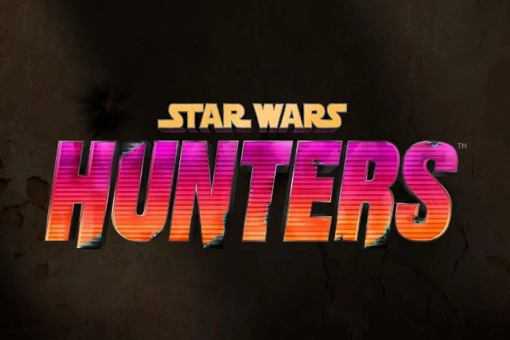 Star Wars Hunters game