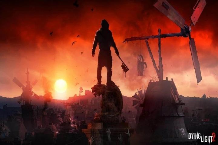 Dying Light game poster novo
