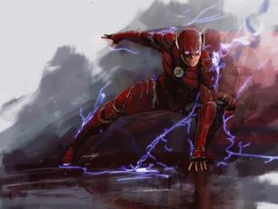 As Gravações de The Flash Começaram e Vem Mais Por Aí