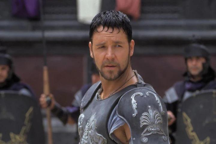 maximus do filme gladiador