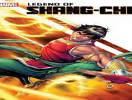 Shang-Chi Vai ter uma Grande Editora!