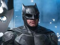 The Flash - Vazou o Batman de Ben Affleck com a sua Batmoto