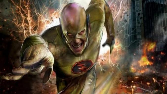Flash Reverso Vai Sair de The Flash?