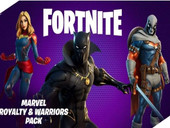 Fortnite: Novas skin da Marvel