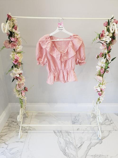 Penelope Blush Pink Blouse