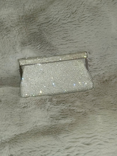 Sparkle Clutch with Chain