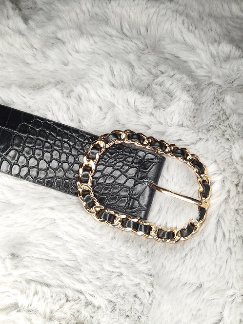 Black and Gold Belt Selection
