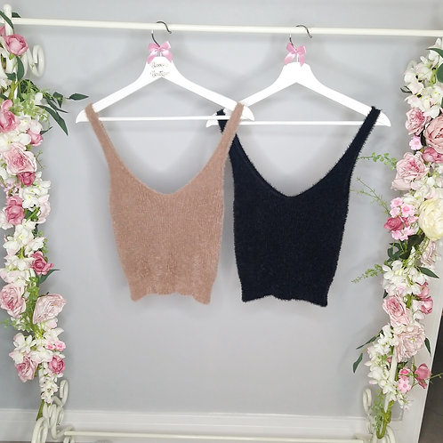 Stella Soft and Cosy Knit Vest