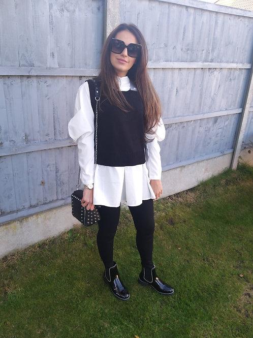 Kerry Shirt Jumper Dress