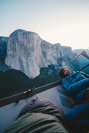 Babsi and El Cap