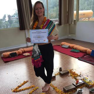 Qualified Yoga Instructor