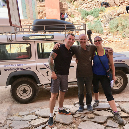 Moving to Morocco....How Travel Can Change Your Life!