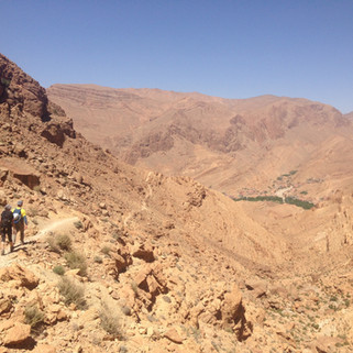 Nomad loop descent