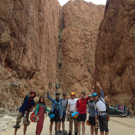 Group Gorge