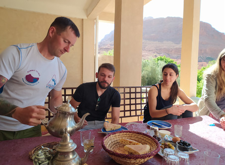 A day in the life of a Guesthouse Manager in Morocco by Daniel Bates