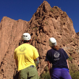Rock n Yogi Adventures Co-Founders