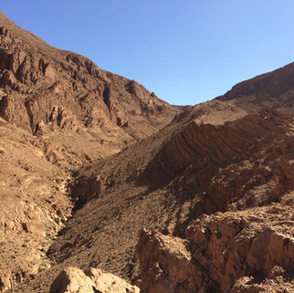 Nomad loop ascent path