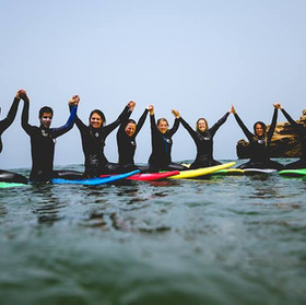 Group surf sessions