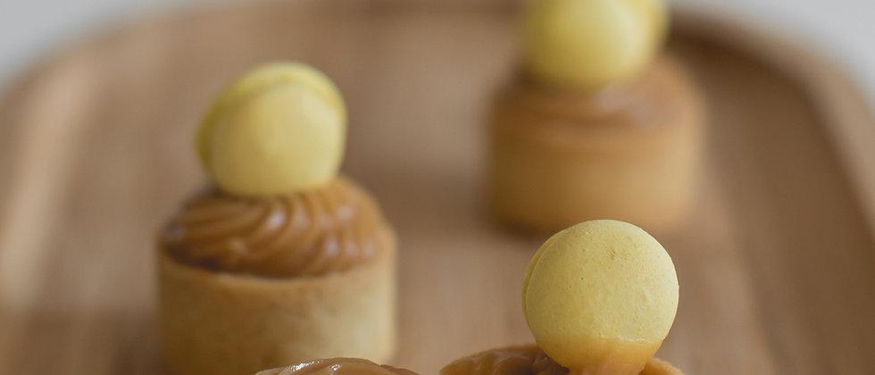 Tortinha micro macaron