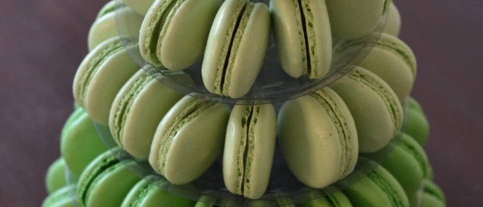 5 andares -60 macarons