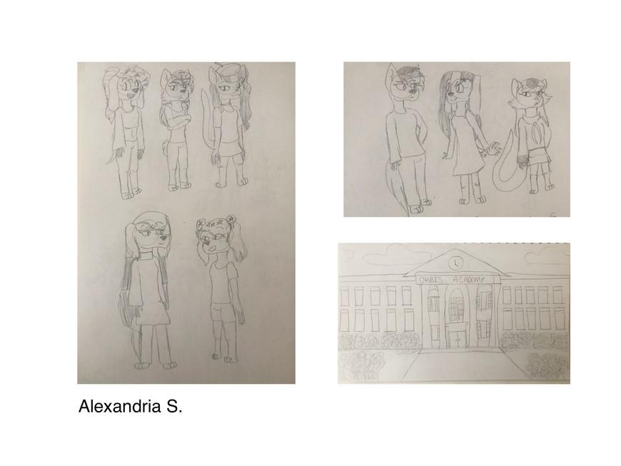 Alexandria S.