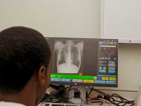 Diagnostic imaging challenges to the poor on the long road to the cancer centre