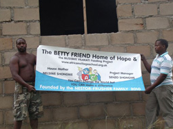 The Betty Friend Home of Hope